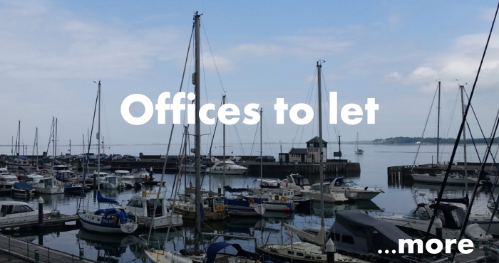 Offices to let at the Galeri Caernarfon